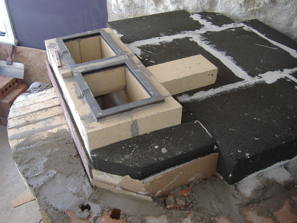 Fireplace dampers