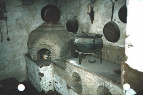 Bakeoven at Carmel Mission